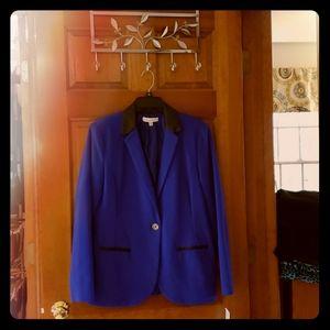 💜3/$12💜  Ellen Tracy new, blue, women's blazer